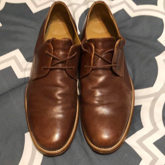 a5ca65a7430c J. Shoes Shoes | J Mens Brown Oxfords | Poshmark